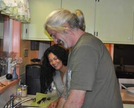 Josh and Denise